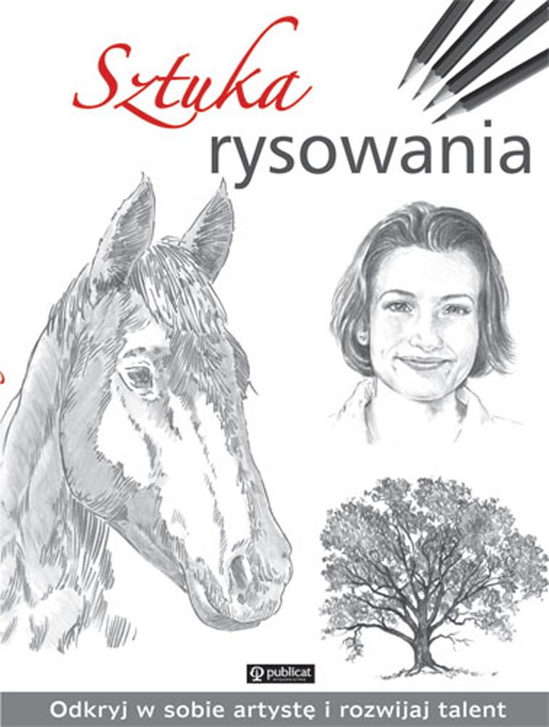 Jak narysować konia. Szkic konia.